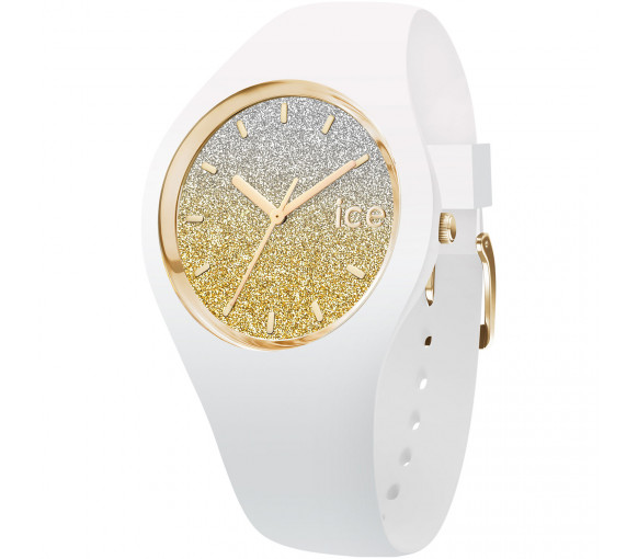 Ice-Watch Ice Lo White Gold