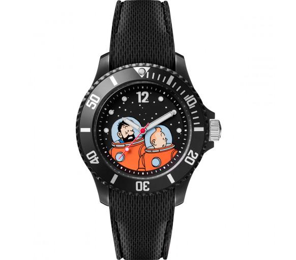 Tintin Lune Tintin & Haddock