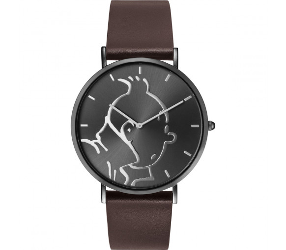 Tintin Classic Anthracite Brown - 015326
