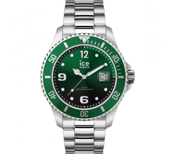 Ice-Watch Ice Steel Green Silver - 016544