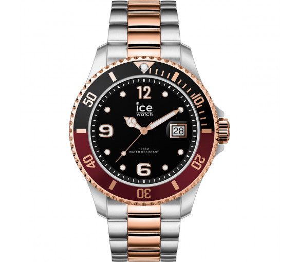 Ice-Watch Ice Steel Silver Rosegold