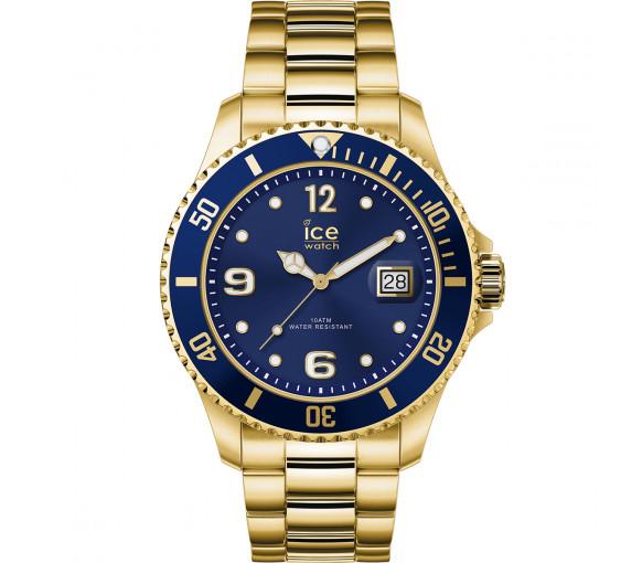Ice-Watch Ice Steel Gold Blue