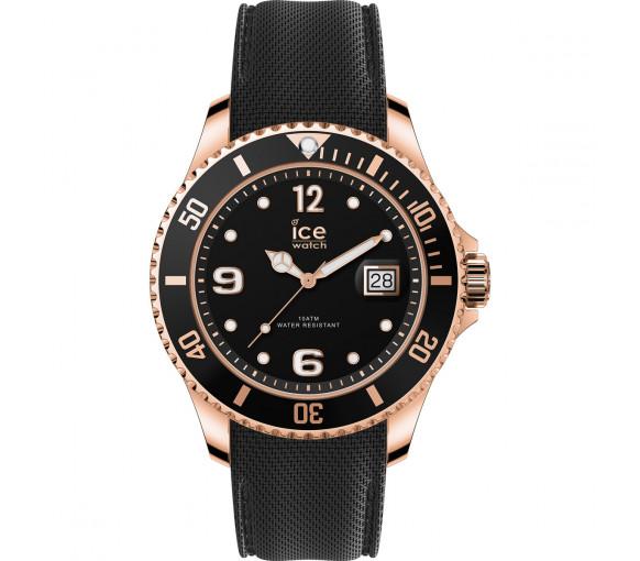 Ice-Watch Ice Steel Black Rosegold