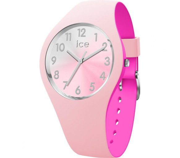 Ice-Watch Ice Duo Chic Pink Silver - 016979