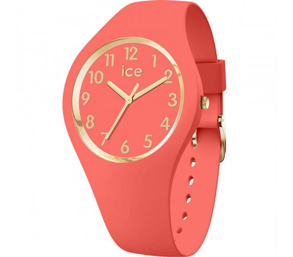Ice-Watch Ice Glam Colour Coral Numbers - 017057
