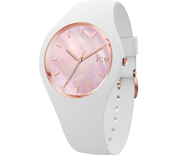 Ice-Watch Ice Pearl White Pink