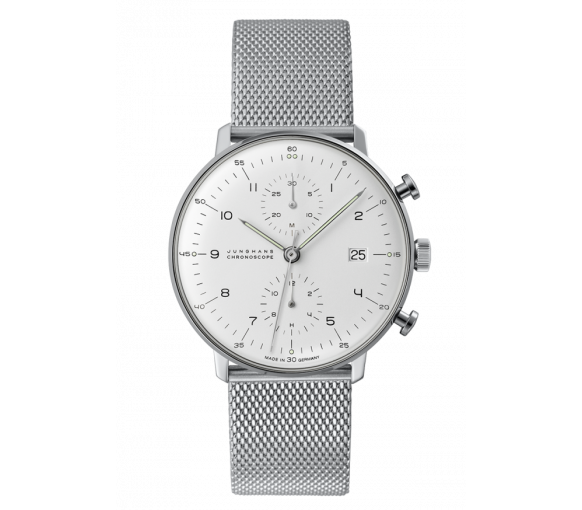 Junghans max bill Chronoscope - 027/4003.48