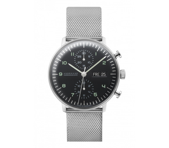 Junghans max bill Chronoscope - 027/4500.48