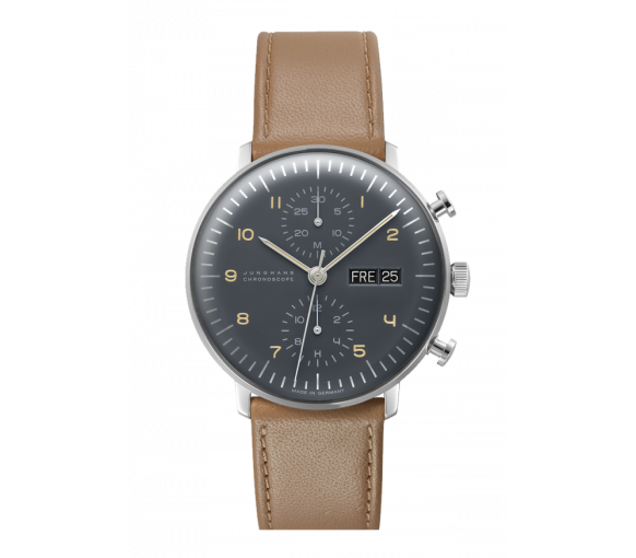 Junghans max bill Chronoscope - 027/4501.04