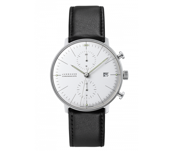 Junghans max bill Chronoscope - 027/4600.04