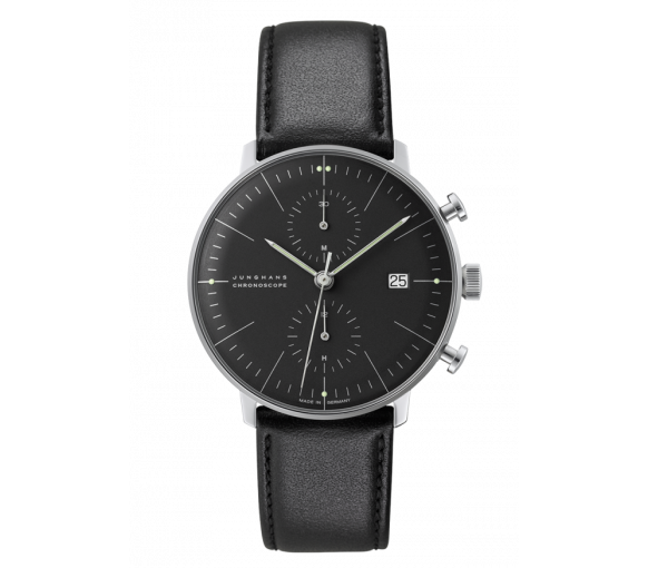 Junghans max bill Chronoscope - 027/4601.04