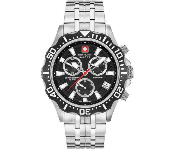 Swiss Military Hanowa Patrol Chrono - 06-5305.04.007