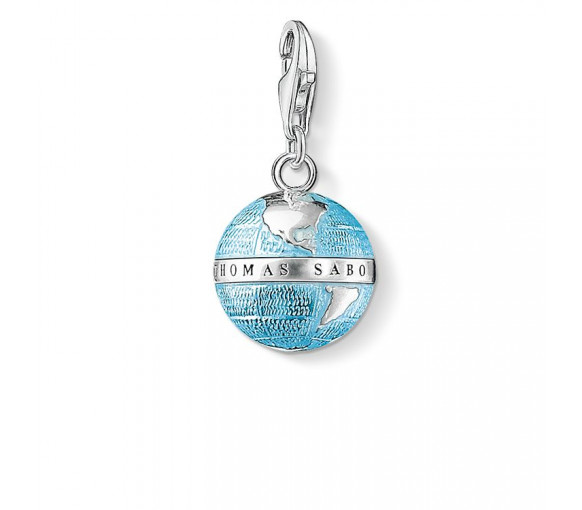 Thomas Sabo Charms/Beads Weltkugel - 0754-007-1