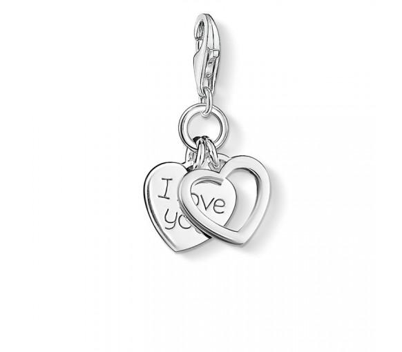 Thomas Sabo Charms/Beads I Love You - 0852-001-12