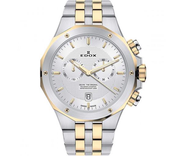 Edox Delfin Chronograph - 10110 357JM AID