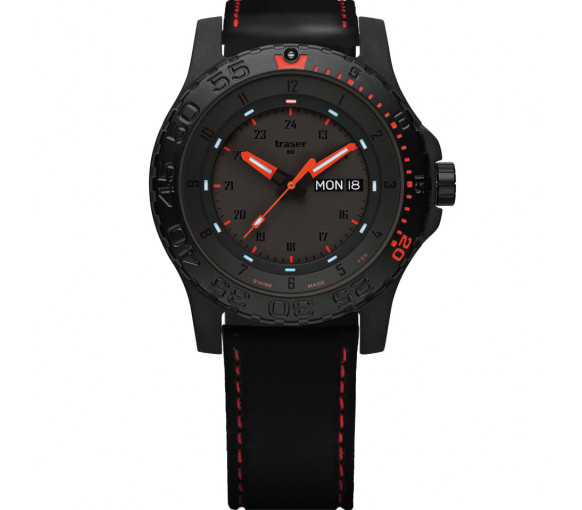 traser P66 Red Combat - 105503