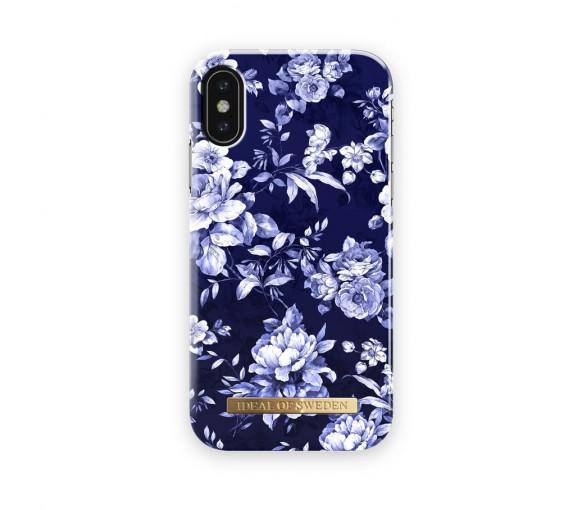 iDeal of Sweden Fashion Case Sailor Blue Bloom
