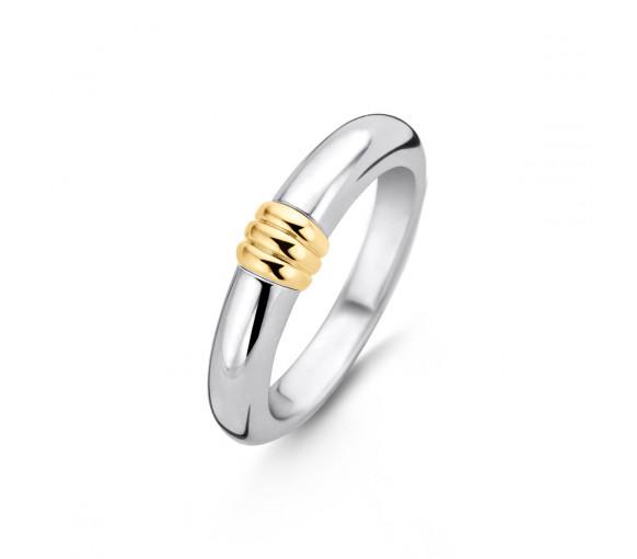 Ti Sento Milano Indigo Impressions Ring - 12154SY