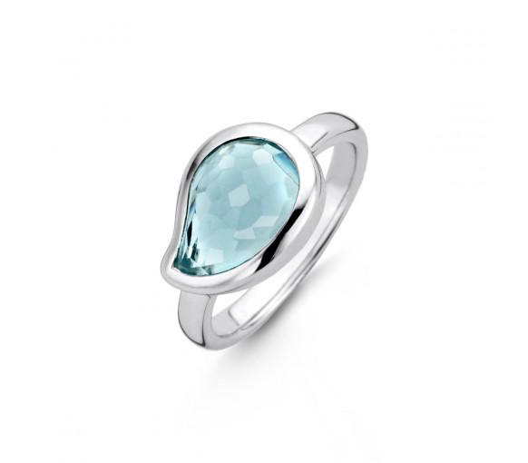 Ti Sento Milano Shimmering Lights Ring - 12157WB