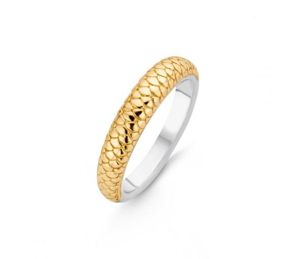 Ti Sento Milano Indigo Impressions Ring - 12164SY
