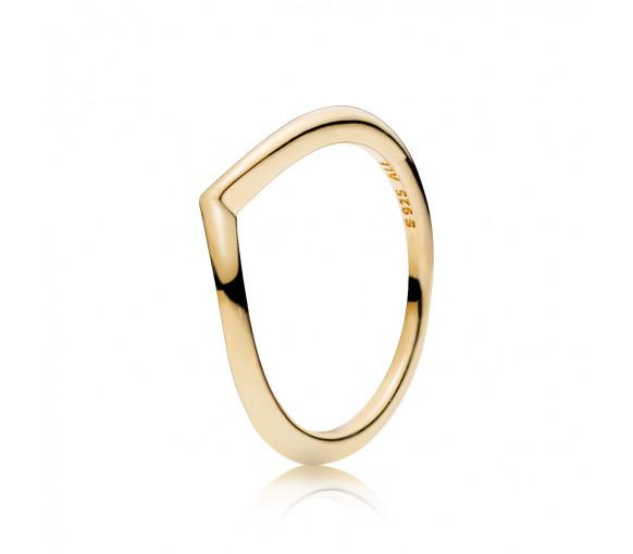 Pandora Shine Wishbone Ring - 166314