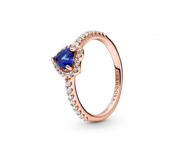 Pandora Rose Sparkling Heart Ring - 188421C01