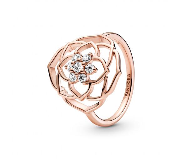 Pandora Rose Rose Petals Statement Ring - 189412C01