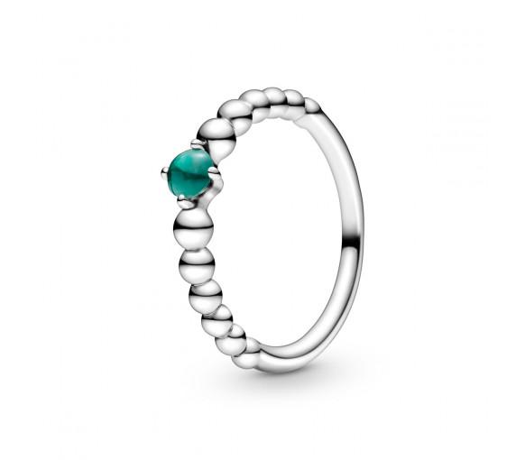 Pandora May Birthstone Beaded Ring - 198867C05