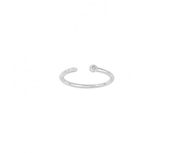 La Garçonne Diamant Ame Sœur Ring - 20100002
