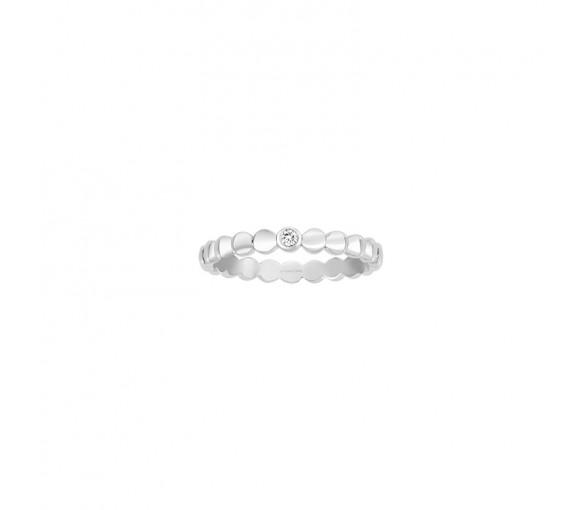 La Garçonne Diamant Eclipse De Lune Ring - 20100003