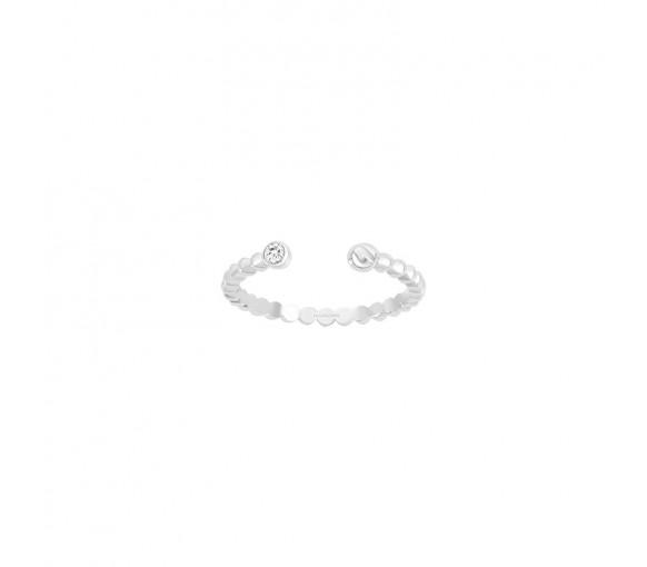 La Garçonne Diamant La Petite Eclipse De Lune Ring - 20100005