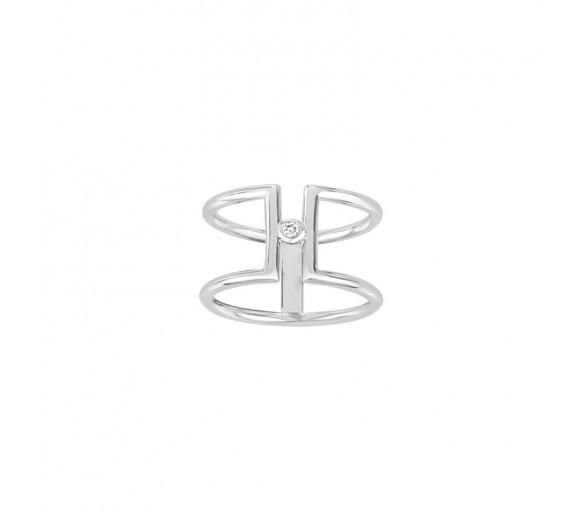 La Garçonne Diamant Harmonie Ring - 20100006