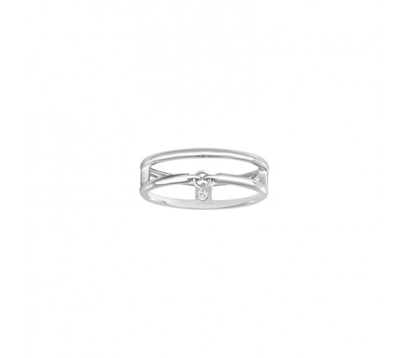 La Garçonne Diamant Optimiste Ring - 20100007