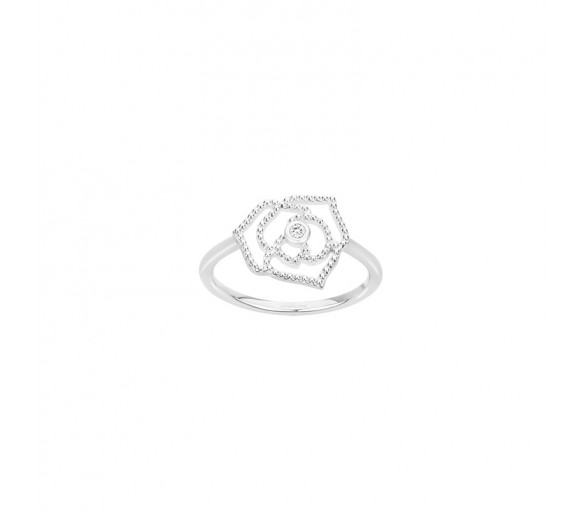 La Garçonne Diamant La Rose Perlee Ring - 20100010