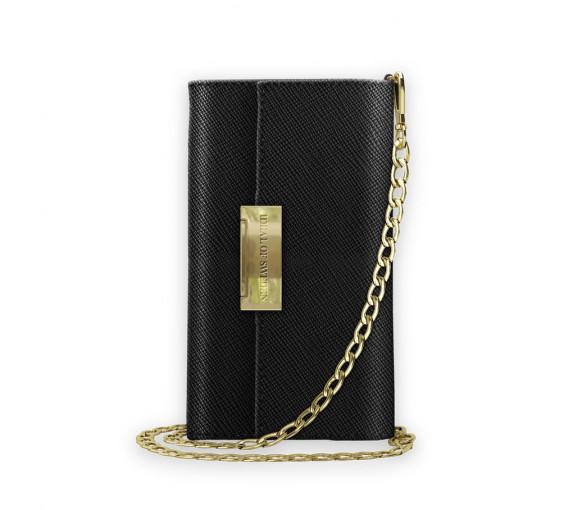 iDeal of Sweden Kensington Crossbody Clutch Black