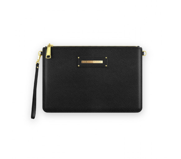 iDeal of Sweden Louvre Pouch Black - IDPOUCH-01