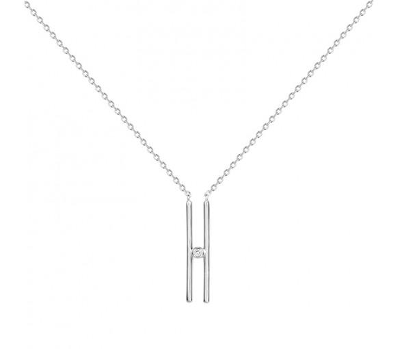 La Garçonne Diamant Harmonie Halskette - 20700005