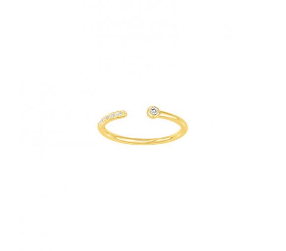 La Garçonne Diamant Ame Sœur Ring - 26100002