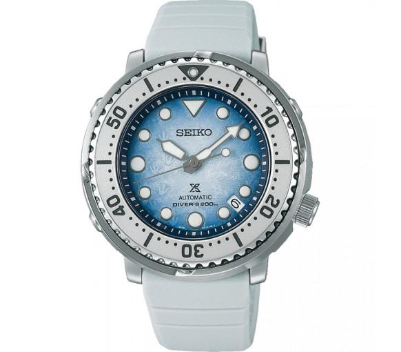 Seiko Prospex Automatic Save The Ocean Antarctica Tuna - SRPG59K1
