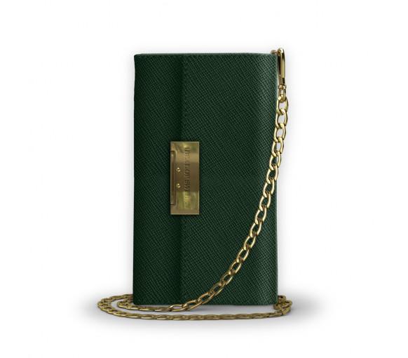iDeal of Sweden Kensington Crossbody Clutch Green
