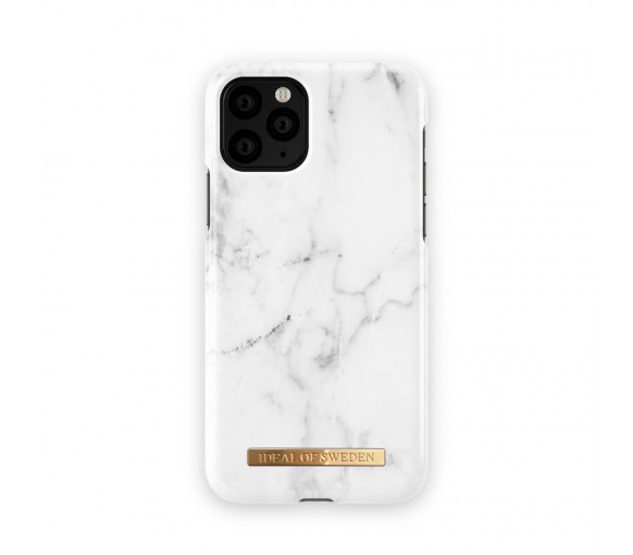 iDeal of Sweden Fashion Case White Marble