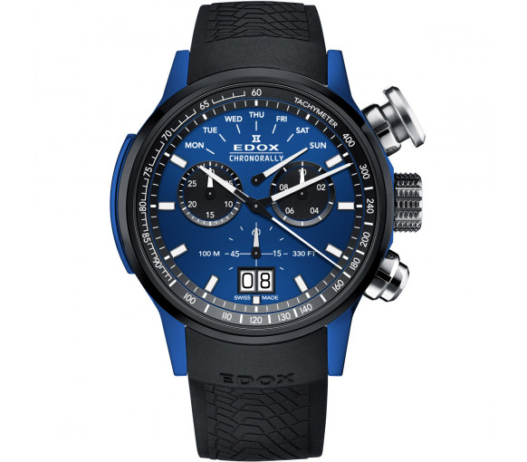 Edox Chronorally Sauber F1 - 38001 TINBU1 BUIB1