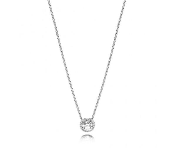 Pandora Klassische Eleganz Halskette - 396240CZ-45