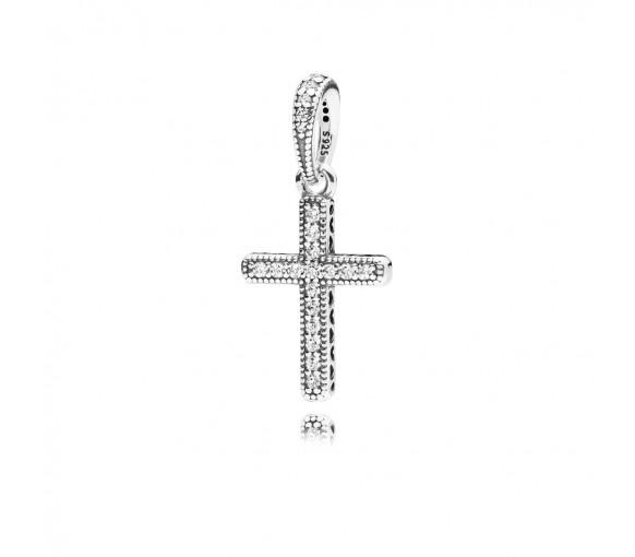 Pandora Classic Cross Anhänger - 397571CZ