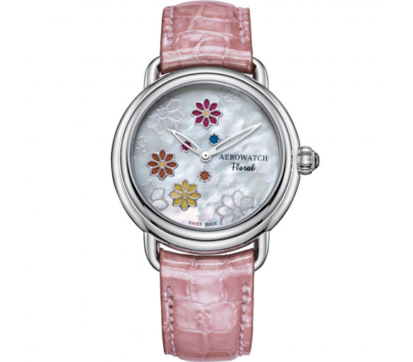 Aerowatch 1942 Collection Floral - A 44960 AA15