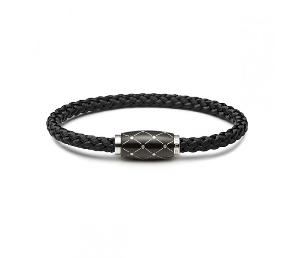Monomania m&m Linien&Punkte Armband - E45660C01
