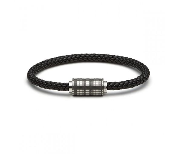 Monomania Linien Leder Armband - 45680I16-M
