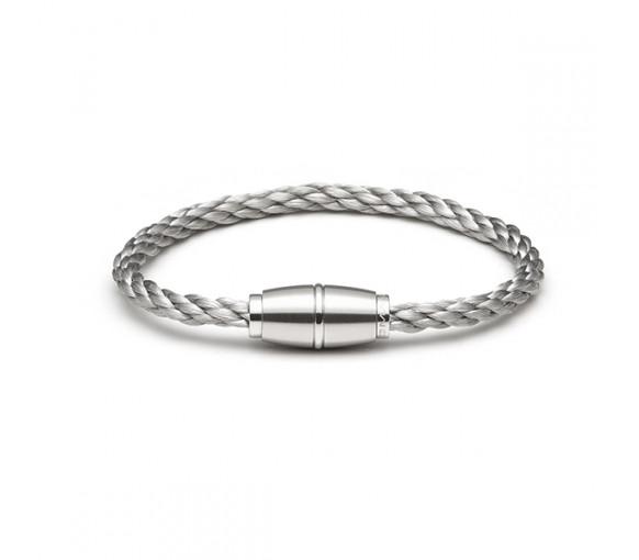 Monomania Ring Edelstahl Armband - 45870D01-L