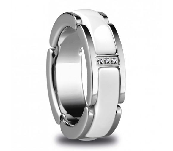Bering Ring Ceramic Link - 502-15-X5