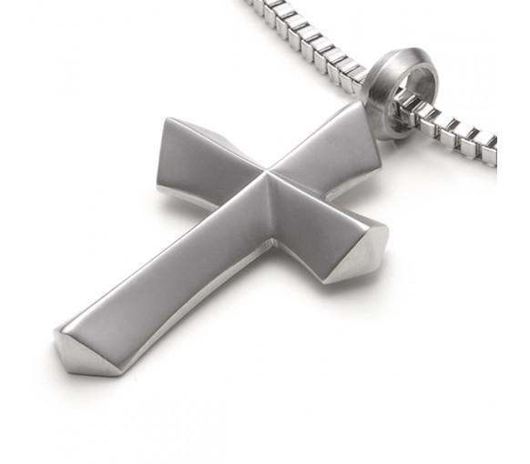 Monomania Kreuz Halskette - E50590